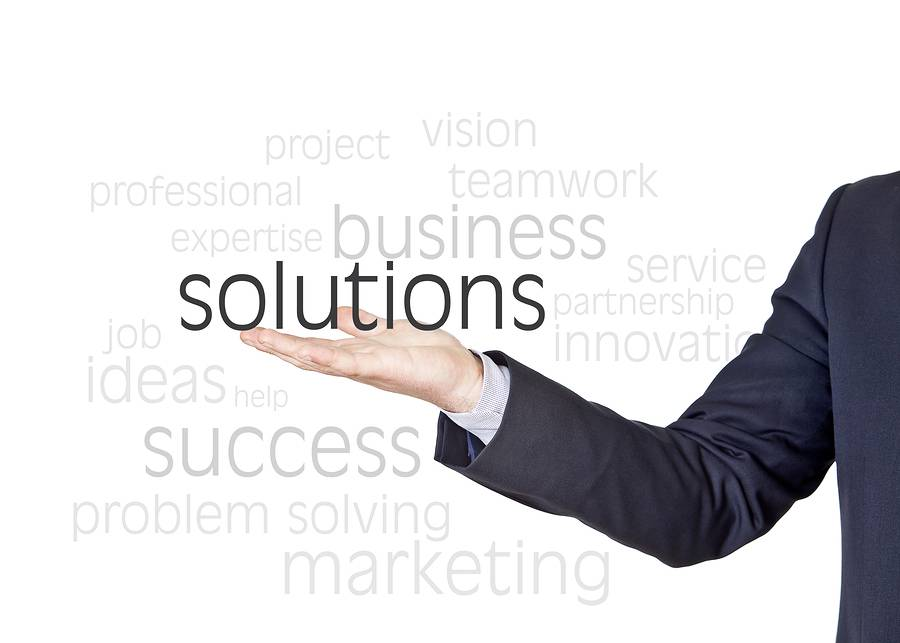 Business Solutions New York Marketing Consulting teamwork Vision Solutions by Sloane